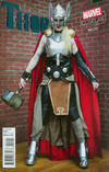 Cover for Mighty Thor (Marvel, 2016 series) #1 [Cosplay Photo]