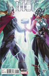 Cover for Mighty Thor (Marvel, 2016 series) #1 [Fried Pie Exclusive J. Scott Campbell]