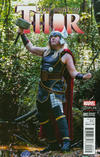 Cover for Mighty Thor (Marvel, 2016 series) #2 [Cosplay Photo Variant]
