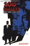 Cover for 100 Bullets (DC, 2000 series) #1 - First Shot, Last Call  [Sixth Printing]