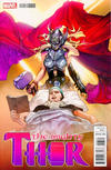 Cover for Mighty Thor (Marvel, 2016 series) #3 [Incentive Simone Bianchi Variant]