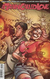 Cover for A Train Called Love (Dynamite Entertainment, 2015 series) #9
