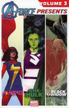 Cover for A-Force Presents (Marvel, 2015 series) #3