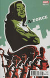 Cover Thumbnail for A-Force (2016 series) #3 [Incentive Michael Cho Variant]