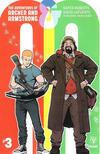 Cover for A&A: The Adventures of Archer & Armstrong (Valiant Entertainment, 2016 series) #3 [Cover B - Kano]