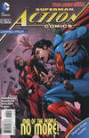Cover Thumbnail for Action Comics (2011 series) #12 [Combo Pack]