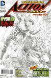 Cover Thumbnail for Action Comics (2011 series) #20 [Tony S. Daniel Sketch Cover]