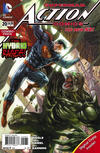 Cover Thumbnail for Action Comics (2011 series) #20 [Combo-Pack]