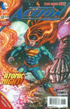 Cover for Action Comics (DC, 2011 series) #22 [Combo Pack]