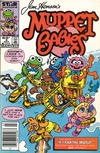 Cover Thumbnail for Muppet Babies (1985 series) #6 [Newsstand]