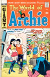 Cover for Archie Giant Series Magazine (Archie, 1954 series) #188