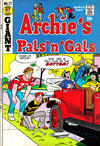 Cover for Archie's Pals 'n' Gals (Archie, 1952 series) #77