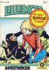 Cover for Lillemor (Serieforlaget / Se-Bladene / Stabenfeldt, 1969 series) #24/1986