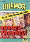 Cover for Lillemor (Serieforlaget / Se-Bladene / Stabenfeldt, 1969 series) #14/1986