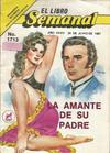 Cover for El Libro Semanal (Novedades, 1960 ? series) #1713