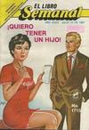 Cover for El Libro Semanal (Novedades, 1960 ? series) #1715