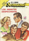 Cover for El Libro Semanal (Novedades, 1960 ? series) #1716