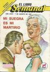 Cover for El Libro Semanal (Novedades, 1960 ? series) #1719