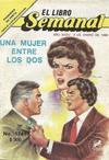 Cover for El Libro Semanal (Novedades, 1960 ? series) #1741