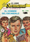 Cover for El Libro Semanal (Novedades, 1960 ? series) #1724