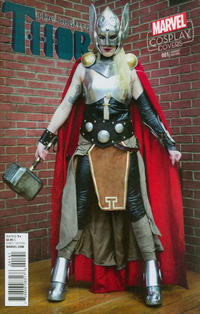Cover Thumbnail for Mighty Thor (Marvel, 2016 series) #1 [Cosplay Photo]