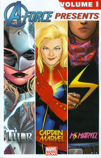 Cover Thumbnail for A-Force Presents (Marvel, 2015 series) #1