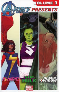 Cover Thumbnail for A-Force Presents (Marvel, 2015 series) #3