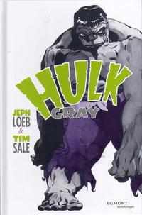 Cover Thumbnail for Hulk Gray (Egmont, 2005 series)
