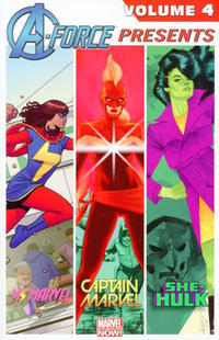 Cover Thumbnail for A-Force Presents (Marvel, 2015 series) #4