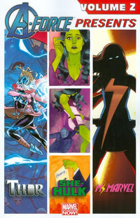 Cover Thumbnail for A-Force Presents (Marvel, 2015 series) #2