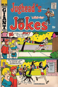 Cover Thumbnail for Jughead's Jokes (Archie, 1967 series) #29