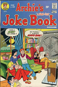 Cover Thumbnail for Archie's Joke Book Magazine (Archie, 1953 series) #185