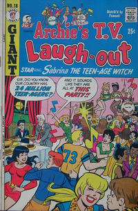 Cover Thumbnail for Archie's TV Laugh-Out (Archie, 1969 series) #18