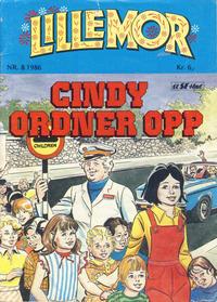 Cover Thumbnail for Lillemor (Serieforlaget / Se-Bladene / Stabenfeldt, 1969 series) #8/1986