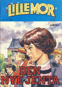 Cover Thumbnail for Lillemor (Serieforlaget / Se-Bladene / Stabenfeldt, 1969 series) #10/1986