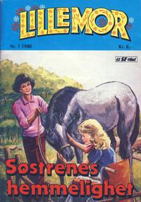 Cover Thumbnail for Lillemor (Serieforlaget / Se-Bladene / Stabenfeldt, 1969 series) #1/1986