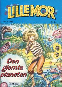 Cover Thumbnail for Lillemor (Serieforlaget / Se-Bladene / Stabenfeldt, 1969 series) #2/1986