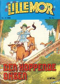 Cover Thumbnail for Lillemor (Serieforlaget / Se-Bladene / Stabenfeldt, 1969 series) #4/1986