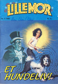 Cover Thumbnail for Lillemor (Serieforlaget / Se-Bladene / Stabenfeldt, 1969 series) #3/1986
