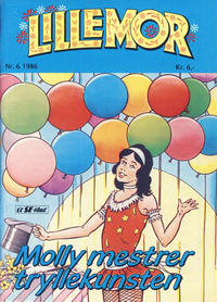 Cover Thumbnail for Lillemor (Serieforlaget / Se-Bladene / Stabenfeldt, 1969 series) #6/1986