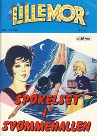 Cover Thumbnail for Lillemor (Serieforlaget / Se-Bladene / Stabenfeldt, 1969 series) #7/1986