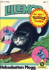 Cover Thumbnail for Lillemor (Serieforlaget / Se-Bladene / Stabenfeldt, 1969 series) #23/1986