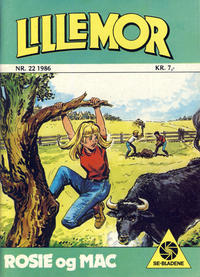 Cover Thumbnail for Lillemor (Serieforlaget / Se-Bladene / Stabenfeldt, 1969 series) #22/1986