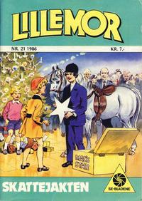 Cover Thumbnail for Lillemor (Serieforlaget / Se-Bladene / Stabenfeldt, 1969 series) #21/1986