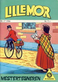 Cover Thumbnail for Lillemor (Serieforlaget / Se-Bladene / Stabenfeldt, 1969 series) #17/1986