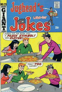 Cover Thumbnail for Jughead's Jokes (Archie, 1967 series) #23