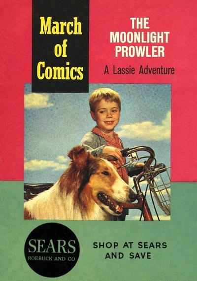 Cover for March of Comics (Western, 1946 series) #217