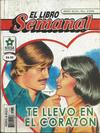 Cover for El Libro Semanal (Novedades, 1960 ? series) #2588