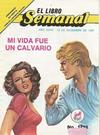 Cover for El Libro Semanal (Novedades, 1960 ? series) #1738