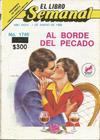 Cover for El Libro Semanal (Novedades, 1960 ? series) #1740